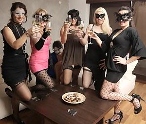 Lesbian Party Porn Pictures